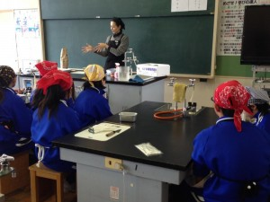 天たつの石田店長が初めてのアントレキッズ講師をつとめ仕事の話をさせていただきました