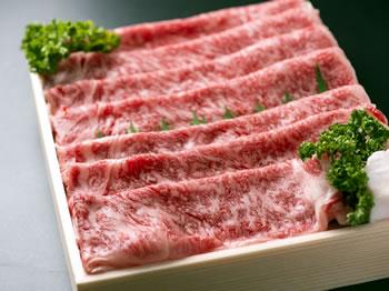 若狭牛しゃぶしゃぶ肉 600g